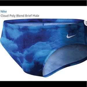 Nike Cloud Poly Blend Brief Male